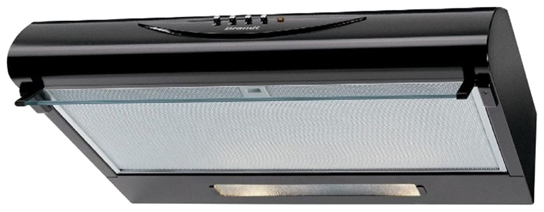 Brandt AC 500 BF1 Hotte Intégrable 60 Cm 500 M³/h Noir: Amazon.fr: Gros  électroménager
