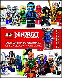 LEGO® Ninjago Enciclopedia de personajes actualizada y ...