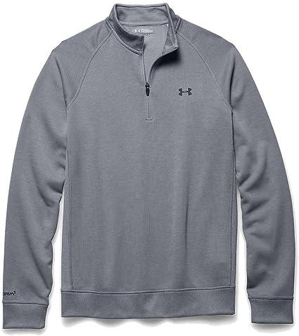Under Armour Men Under Armor Storm SweaterFleece Patterned /¼ Zip