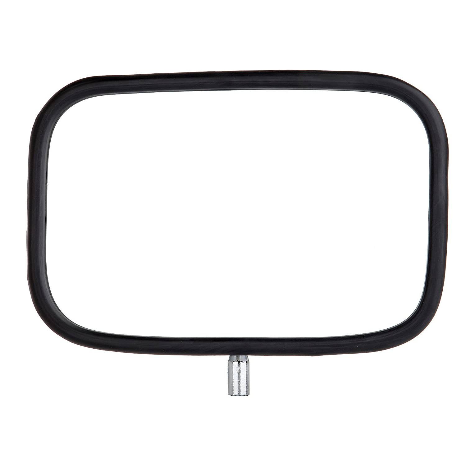 Scitoo Left//Driver Right//Passenger Manual Side View Mirrors Stainless Steel fit 80-96 Ford F150 F250 F350 Truck Pickup Pair Set