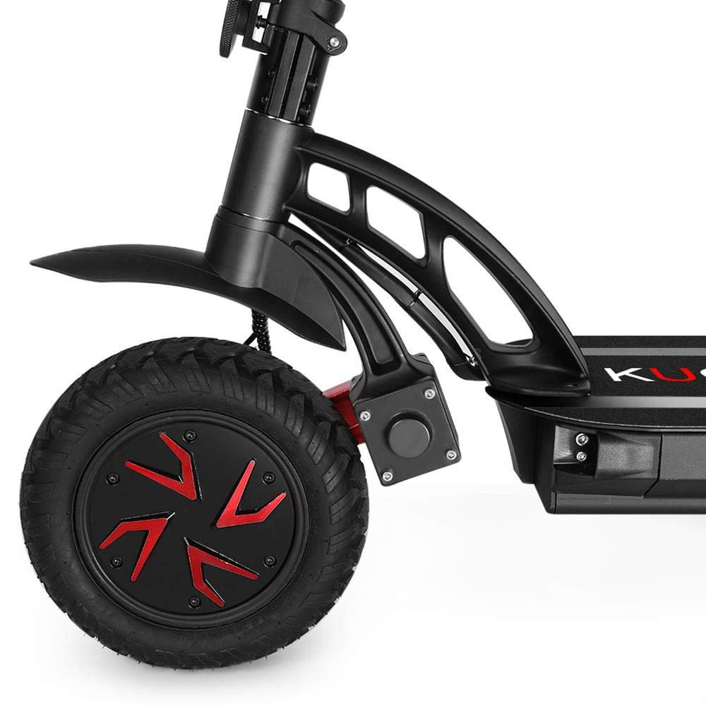 Max 55km//h 10 Inch Vacuum Tire 85 KM E Scooter Floding Electric Scooter KUGOO G-Booster
