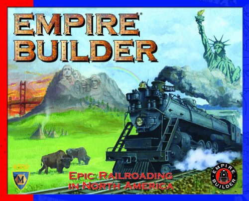 Mayfair Games MFG4500 Empire Builder product image