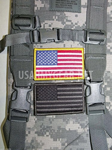 New Made in USA Military Army Tactical MOLLE II ACU Digital Hydramax Hydration Water Back Pack Carrier for 100 oz 3 L Bladder by US Goverment GI ()