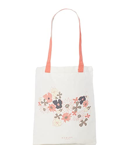 Radley canvas shopper / tote bag / beach bag - Hippy dog design in ...