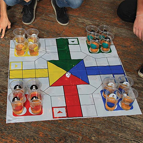 Giant Booze Games - Drinking Game