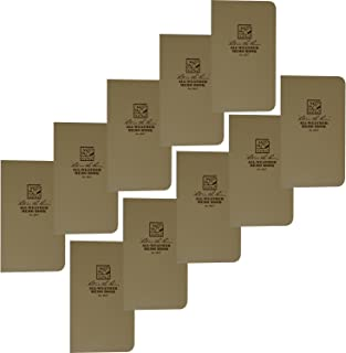 product image for Rite in the Rain 964T Tan Tactical Memo Field-Flex 6-Inch x 3 1/2-Inch, 10-Pack