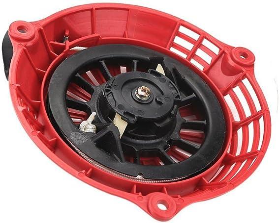 RED  RECOIL PULL START for HONDA GC 130 //160 GCV 130//160 4hp 5hp 6hp 6.5hp motor