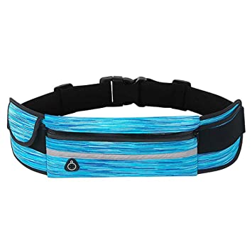ZHANGRONG- Sports Pockets Multi - Function Belt Waterproof Running Bag Anti - Theft Invisible Personal Mobile Casual Small Pockets Men And Women Outdoors Package (Multiple Colors Available) ( Color : 20 ) B073FDDLH7