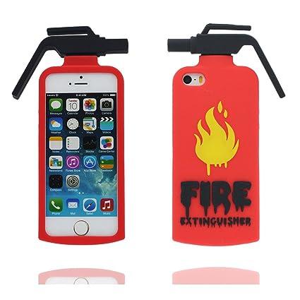 Desconocido Carcasa iPhone 5, iPhone 5S Case [ TPU 3D ...