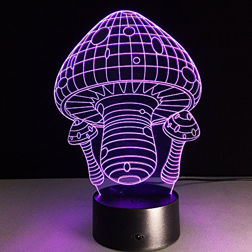 Led Table Lamps Romantic Valentines Day Gifts Table Lamps Childrens Room Decoration 3d Night Light 7 Color Change Led 3d Desk Lamp Aromatic Flavor Led Lamps