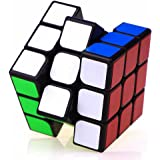 ALALEI 3x3 Speed Cube Puzzle Magic Cube Magic Cube Stickerless Rubik's cube