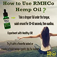 Rocky Mountain Hemp Co : Premium Full Spectrum Hemp Oil for Pain Relief :  Sleep Aid :: Supports Stress, Anti Anxiety: Herbal Health Supplement Drops  :