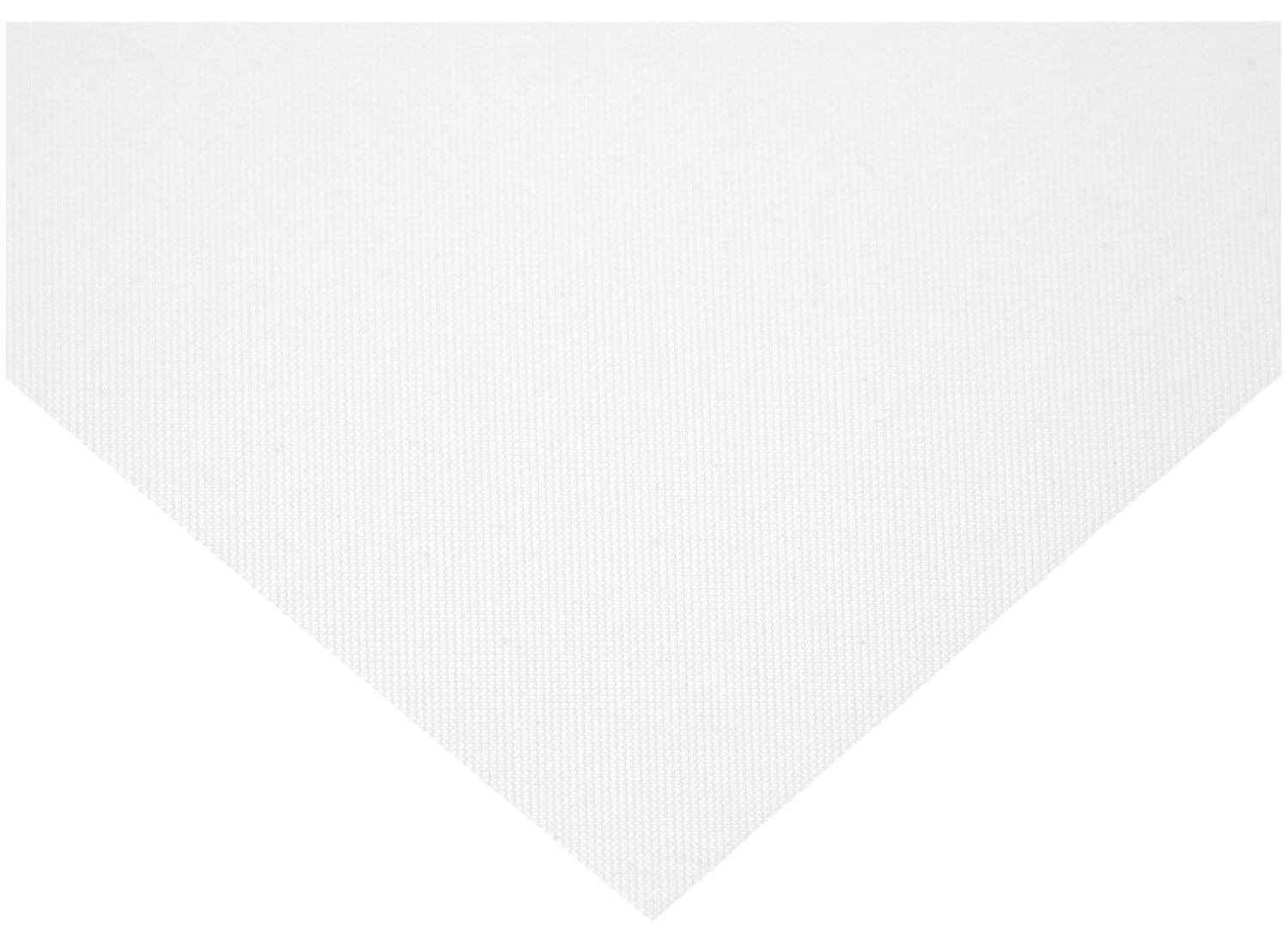 Nylon 6//6 Woven Mesh Sheet Opaque Off-White 10 yards Length 40 Width 29/% Open Area 80 microns Mesh Size