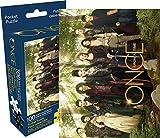grimm cast - Aquarius Once Upon A Time Cast Adult Pocket Puzzle (100 Pieces)