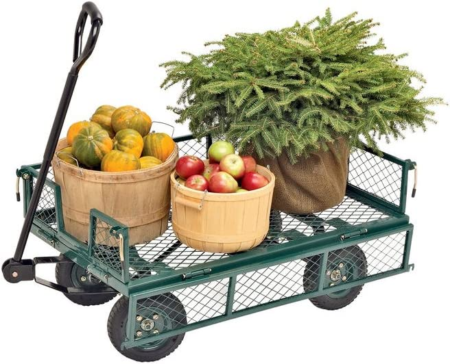 Amazon Com Qingdao Huatian Hand Truck All Terrain Landscapers