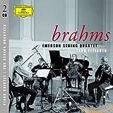 Brahms: Piano Quintet in F Min / Complete String Quartets 1, 2, 3