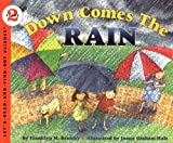 Down Comes the Rain, Franklyn M. Branley, 0064451666