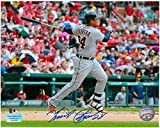 MIGUEL CABRERA AUTOGRAPHED DETROIT TIGERS 8X10 PHOTO #8 - 400TH HOME RUN
