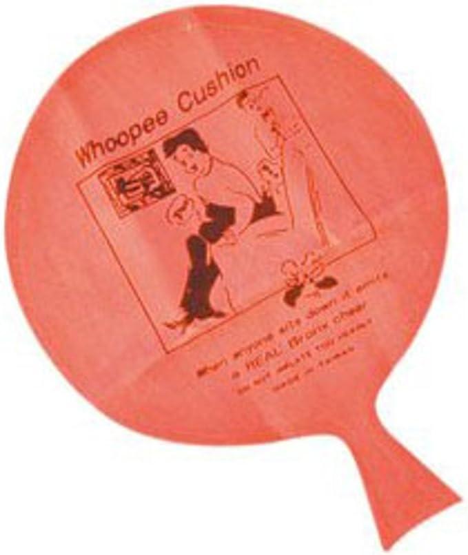 HENBRANDT Self Inflating Whoopee Cushion x1