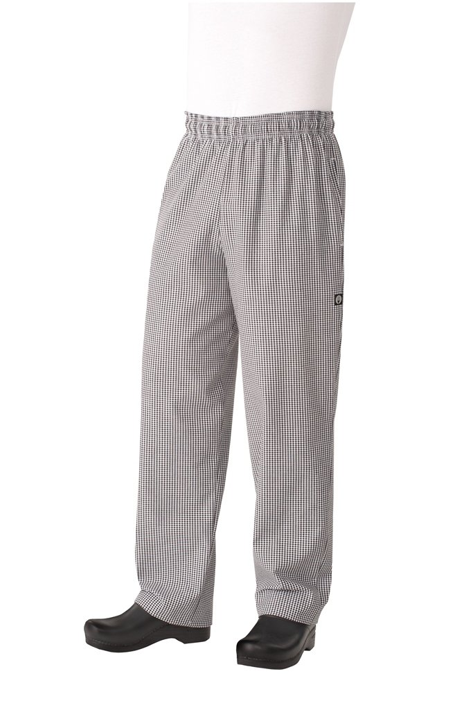 Chef Works Men's Essential Baggy Chef Pant (NBCP) by Chef Works