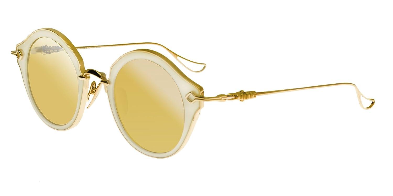 200bfe93ec46 Chrome Hearts BELLA PEARLED WHITE ROSE GOLD GOLD women Sunglasses   Amazon.co.uk  Clothing