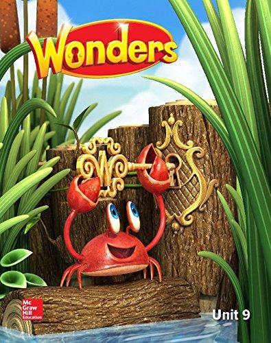 Wonders Reading/Writing Workshop, Volume 9, Grade K (ELEMENTARY CORE READING)
