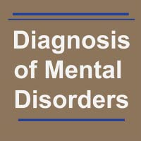 Diagnosis Mental Disorders - 5th Edition