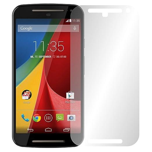 3 opinioni per 4 x Slabo pellicola protettiva per display Motorola Moto G (2 Generazione)