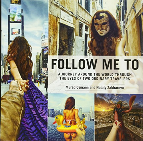 Follow Me To: A Journey around the World Through the Eyes of Two Ordinary - Uk Spade Shop Kate