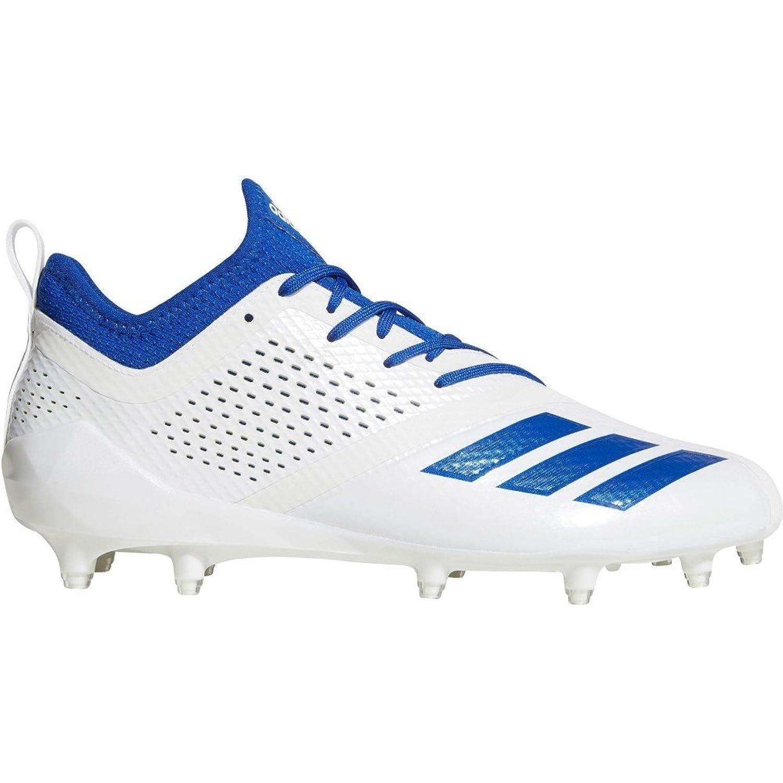 (アディダス) adidas メンズ アメリカンフットボール シューズ靴 adidas adiZERO 5-Star 7.0 Football Cleats [並行輸入品] B07C96RMVY 13.0-Medium