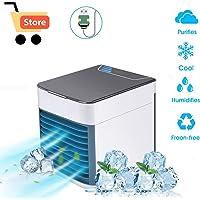 hongdao Aire Acondicionado Portátil USB Mini Enfriador 3