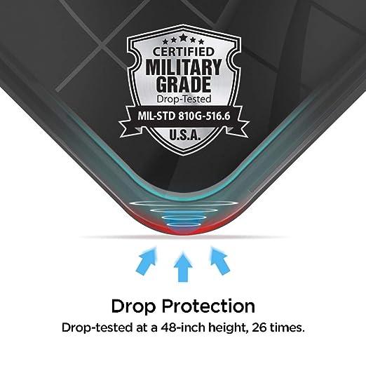 Spigen Slim Armor Designed for Galaxy A50 Case (2019) - Black