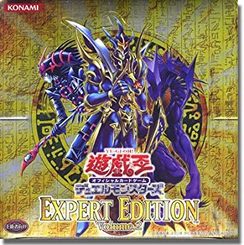 Yugioh Japanese Expert Edition vol. 2 Booster Pack Box [Toy] (japan import): Amazon.es: Juguetes y juegos
