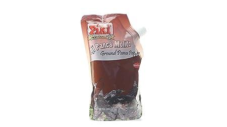 Amazon.com : PIki Aji Panca Molido (Red Panca Pepper Sauce) 12.35 oz (350g) Doypack bag (Pack of 1) : Grocery & Gourmet Food