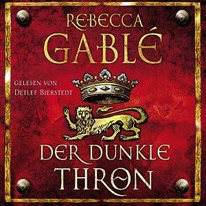 Der dunkle Thron (Waringham-Saga 4) Audiobook