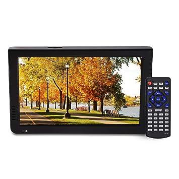 Televisor portátil de 10 Pulgadas, televisores analógicos ...