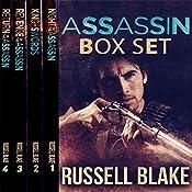 Assassin Series, Four Novel Bundle   Russell Blake
