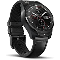 TicWatch Pro Bluetooth Smart Watch (Layered Display, NFC Payment, Google Assistant, Wear OS by Google)
