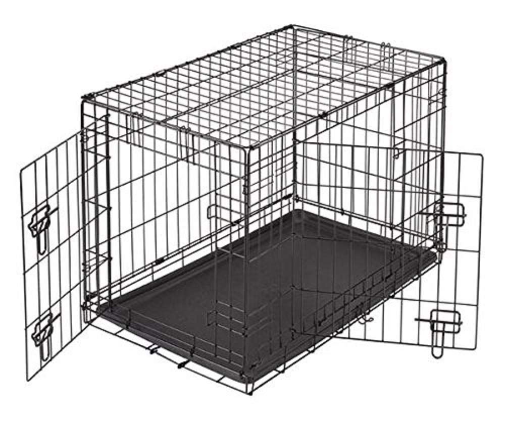107 cm Petface Wire Dog Crate, XSmall