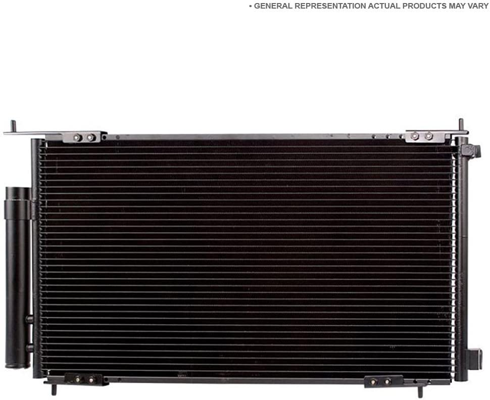 For Honda Accord 1986 1987 1988 1989 A//C AC Condenser BuyAutoParts 60-61042N New
