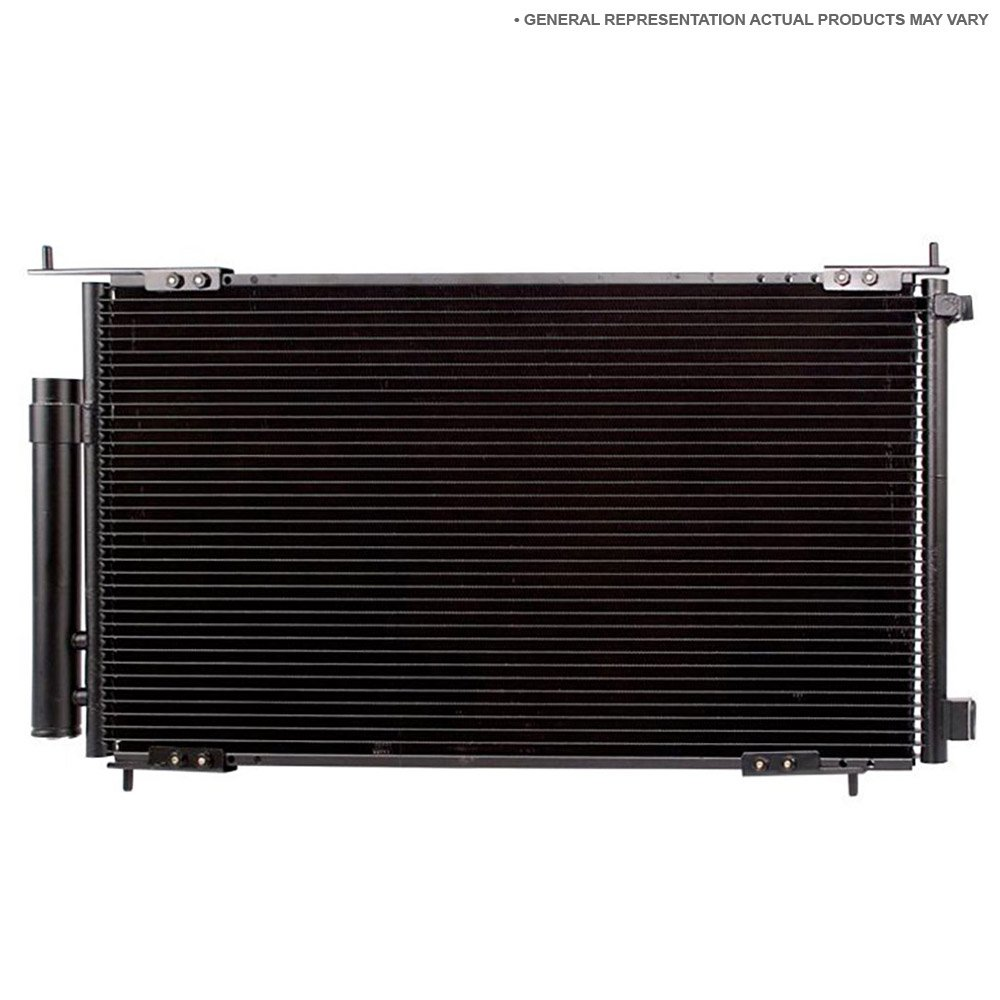 BuyAutoParts 60-61007N New For Saab 900 1973-1993 A//C AC Condenser