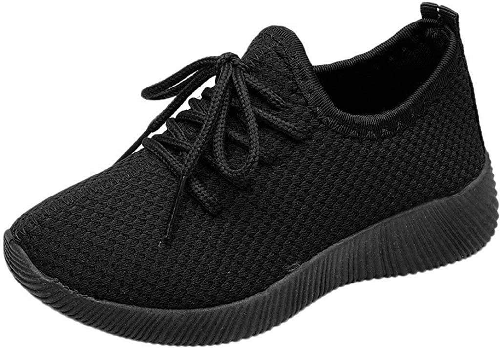 Lurryly Fashion Mens Shoes Casual Shoes Outdoor Walking Shoes Flats Lace-Up Sneakers