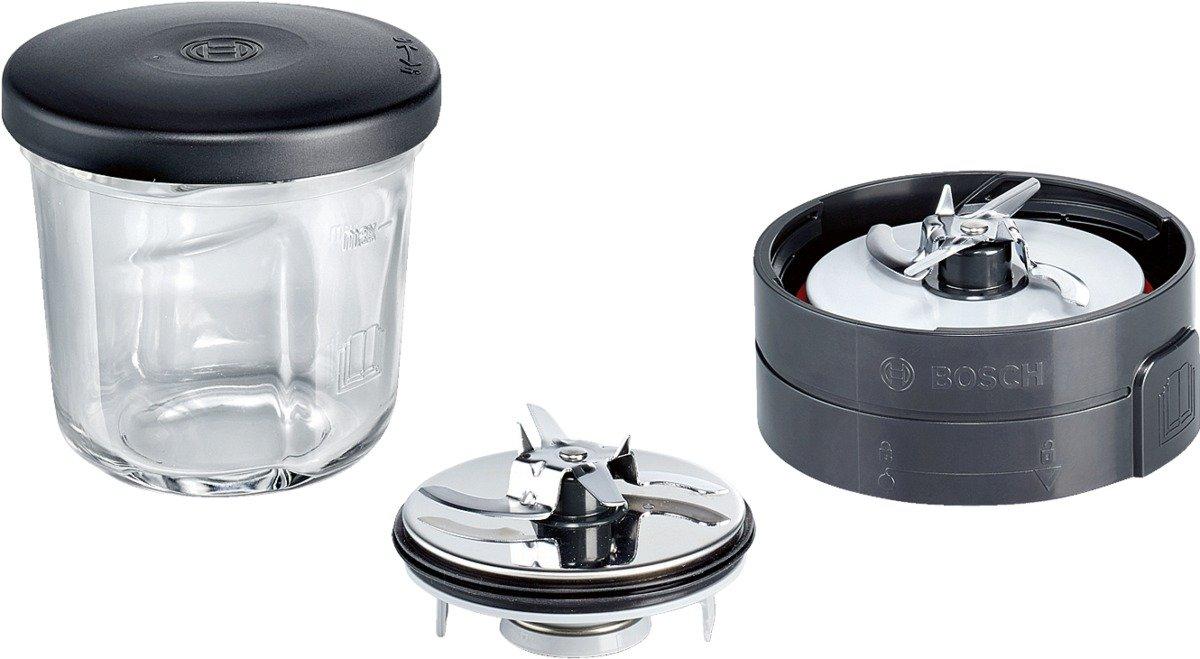 Amazon.de: Bosch MUZ45XCG1 3-in-1 Multi Zerkleinerer Set (Mahlen ...