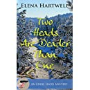 Two Heads Are Deader Than One (An Eddie Shoes Mystery Book 2)