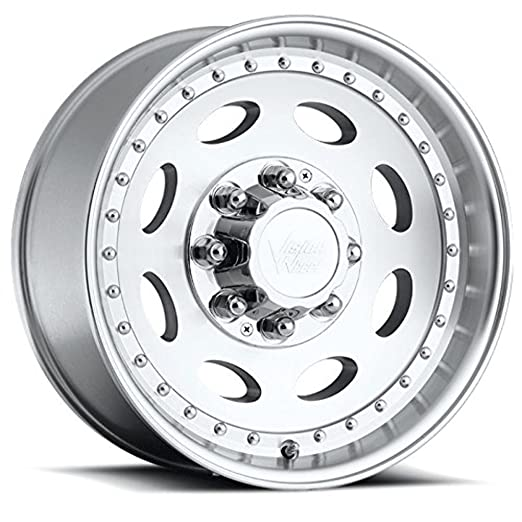 amazon vision heavy hauler 81 series machined clear coat wheel Dodge 4x4 Car amazon vision heavy hauler 81 series machined clear coat wheel 19 5x7 5 8x6 5 automotive