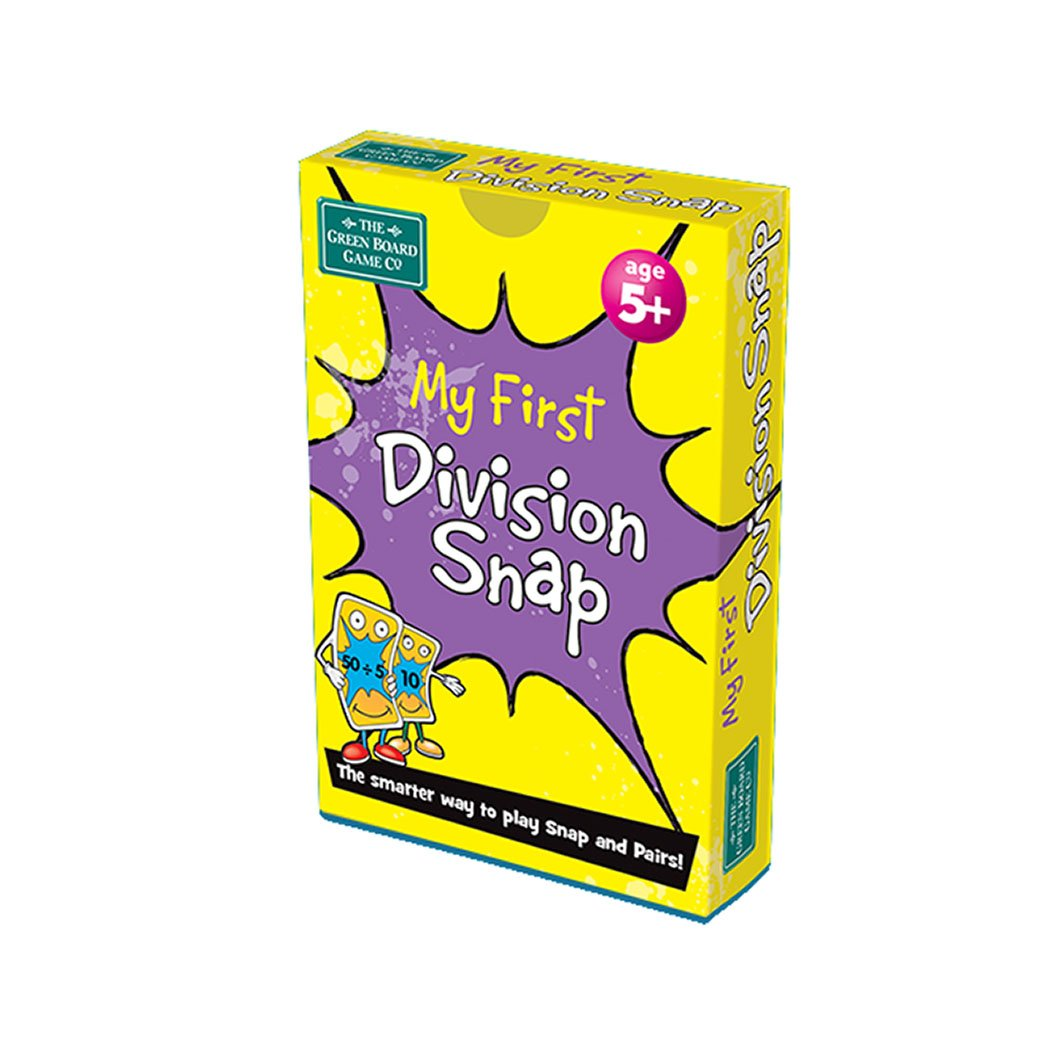 First Subtraction Taking Away Numbers Snap NEW Pairs Card Game Brainbox Age 5