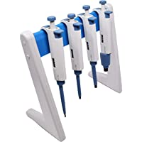 Lineal micropipeta/pipetas soporte y accesorio de, Capacidad