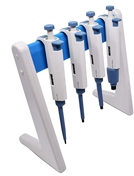 Nextirrer Pipette Stand Easy Assembly Holds 7 Pipettes Rack