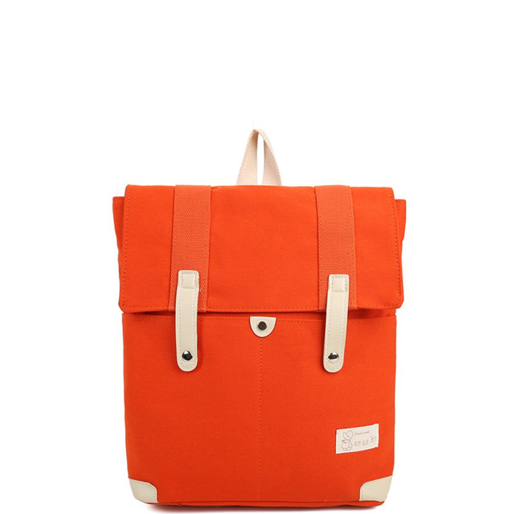 Double shoulder bag/Girl canvas/Student backpacks-E