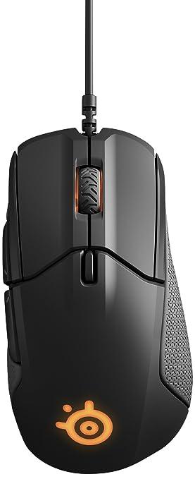 176 opinioni per SteelSeries Rival 310 Mouse Ottico da Gioco, Illuminazione RGB, 6 Pulsanti,